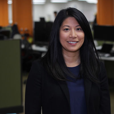 Jessica Yamane (Operations Manager)